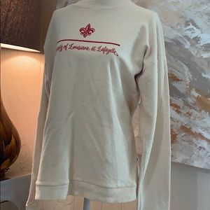 Tops - ULL, University of Louisiana Lafayette  pullover.